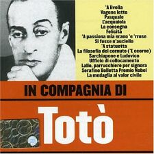Toto': In Compagnia Di Toto' - CD