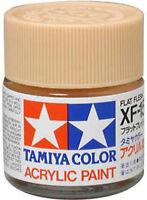 TAMIYA COLOR ACRYLIC XF-15 Flat Flesh MODEL KIT PAINT 10ml NEW