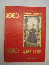 Jane Eyre (1951) Charlotte Bronte. Francés,Large Libro Ilustraciones. Pub