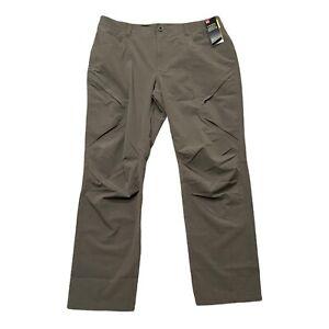 Men's Under Armour UA Adapt Tactical Pants  Size 38 / 32  1348645 390 STORM