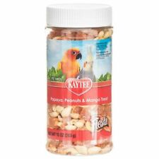 Lm Kaytee Fiesta Papaya, Peanut & Mango Treat - Pet Birds 10 oz