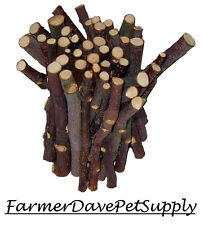 FarmerDavePetSupply 45 Apple Chew Sticks Rabbit,Guinea Pig,Chinchilla