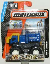 Trash & Bash Matchbox MBX Adventure City 1:64 Diecast Monster Truck