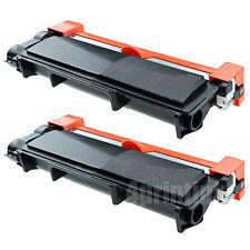 2 x TN-660 TN-630 Toner For Brother HL-L2320D HL-L2340DW HL-L2360DW HL-L2380DW
