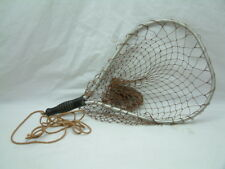 1970's TROUT FISH NET Aluminum FRAME FISHING LANDING NET - Hungerford - Rare??