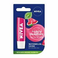 NIVEA Fruity Shine WASSERMELON 24h Melt-in Moisture Lippenbalsam 4.8g Neu