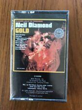 Gold by Neil Diamond (Cassette Reissue) NEW