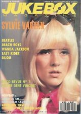 Jukebox N° 30 Sylvie VARTAN The BEACH BOYS BIJOU Gene VINCENT BEATLES