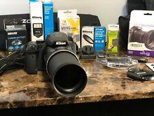Nikon COOLPIX P900 Digital Camera w/ 83x Optical Zoom 2000mm Tripod Bundle....