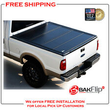 """BAKFlip G2 Folding Tonneau Cover for 08-16 Ford F-250 F-350 6'9"""" Bed Cover 26310"""