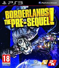 Borderlands: The Pre-sequel! PS3 NEW SEALED DISPATCHING TODAY ALL ORDERS 2 PM