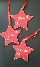 Handmade Family Names Decorative Indoor Signs/Plaques