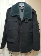 "MARC BY MARC JACOBS  MILLITARY JACKET COAT sz ""M"""