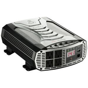 Cobra CPI2500W Professional Grade 2500 Watt Power Inverter