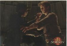 Serenity The Movie Promo Card DSS2