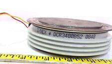 DYNEX TRANSISTOR MODULE DCR3480B52 0848