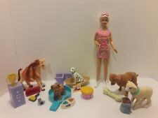New ListingMattel1 Barbie Dogs+Horse +Chairs +Others & Accessories