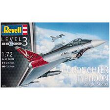 REVELL Eurofighter Typhoon Batch 3 1:72 Aircraft Model Kit 03952