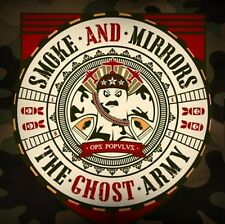 Smoke And Mirrors - The Ghost Army CD SHOCKWAVE DEATHSTAR BROTHERS KEEPER