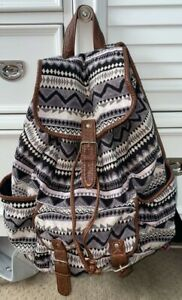 Aztec Aeropostale backpack -preowned but in good condition
