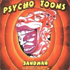 Psycho Toons - Sandman | CD