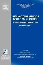 International Views on Disability Measures-ExLibrary