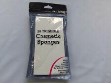 Elite Beauty Tools 32 Triangle Sponges with Vitamin E LATEX FREE