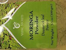 MORINGA LEAVES leaf POWDER, NATURAL & PURE  - 100 GM Drumstick Leaf POWDER 3.5oz