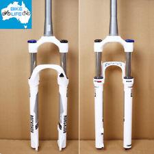 "RockShox XC30 TK Coil QR 27.5"" Suspension Bike Fork 100mm White"