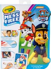 Crayola 75-0150  Color Wonder On The Go Coloring Kit-Paw Patrol
