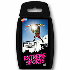 Extreme Sports Top Trumps Card Game from Winning Moves Kids Family Party