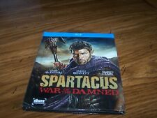 Spartacus: War of the Damned (Blu-ray) Liam McIntyre Manu Bennett Dustin Clare