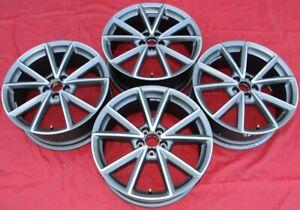 4 Audi Original A1 7,5 j 18 Zoll et 39,5 Felgen Alufelgen 8X0601025 BP 1005F