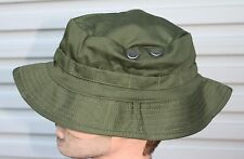 AUSTRALIAN ARMY GIGGLE BUSH HAT OLIVE GREEN  ADULTS - SIZES Large 58 to 60cm