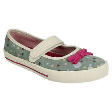 Chaussures bleus larges pour fille de 2 à 16 ans