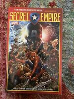 Secret Empire Marvel Graphic Novel Comic Book Softcover Used