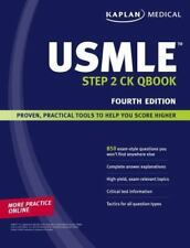 Kaplan Medical USMLE Step 2 CK Qbook-ExLibrary