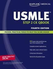 Kaplan Medical USMLE Step 2 CK Qbook by Kaplan Publishing Staff 2008