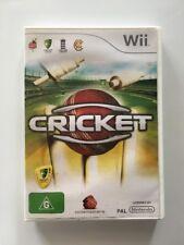 Cricket - Nintendo Wii