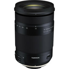 New TAMRON 18-400mm f3.5-6.3 Di II VC HLD Lens for Nikon F  DX Format