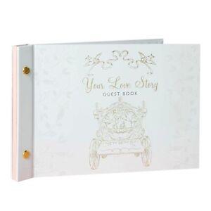 Boda Disney Libro de Visitas - Cenicienta Y Príncipe Encantador - ' ' Our Love
