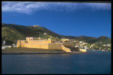 203056 viejo fuerte St Croix A4 Foto Impresión