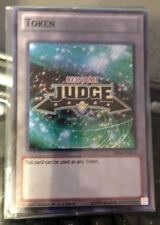 Yugioh Konami Judge Token TKN4-EN015 Super Factory Sealed Fast Shipping!