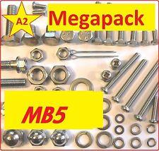 Honda MB-5 - Nut / Bolts / Screw / Fastener Grade A2 MegaPack