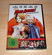 DVD Mars Attacks! 1996 - Jack Nicholson - Pierce Brosnan - Danny DeVito Neu OVP