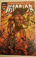 Ultra RARE Ultimate Warrior Autographed Ashcan Comic Book Issue #1 1st Print WWE