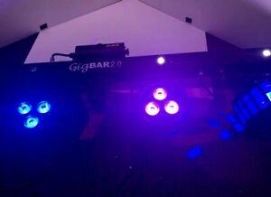 Chauvet DJ Lighting Effects GigBar 2