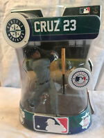 "Baseball Figure Seattle Mariners Cruz 23 ""Nelson Cruz"" Imports Dragon Figure MLB"