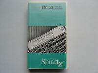 Rare SMARTZ Hewlett Packard HP 12c financial calculator Training video VHS