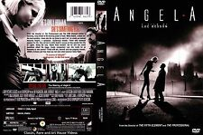 Angel-A ~ New DVD ~ Jamel Debbouze, Rie Rasmussen (2005)